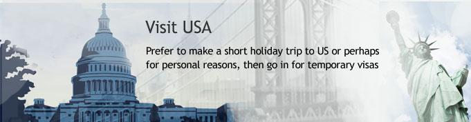 USA Tourist Visas